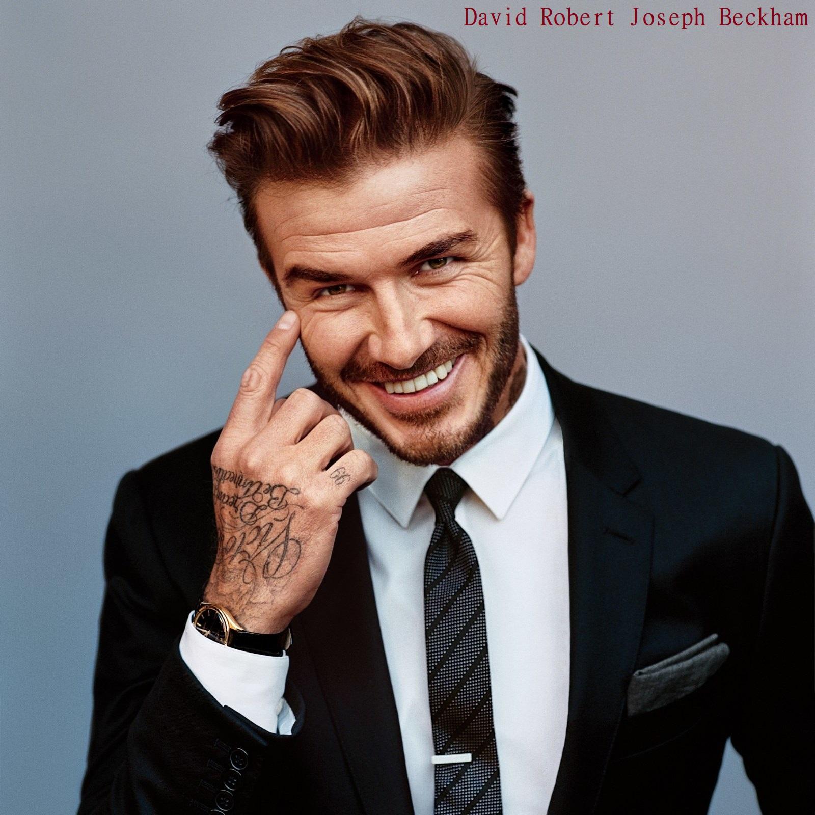 David Robert Joseph Beckham